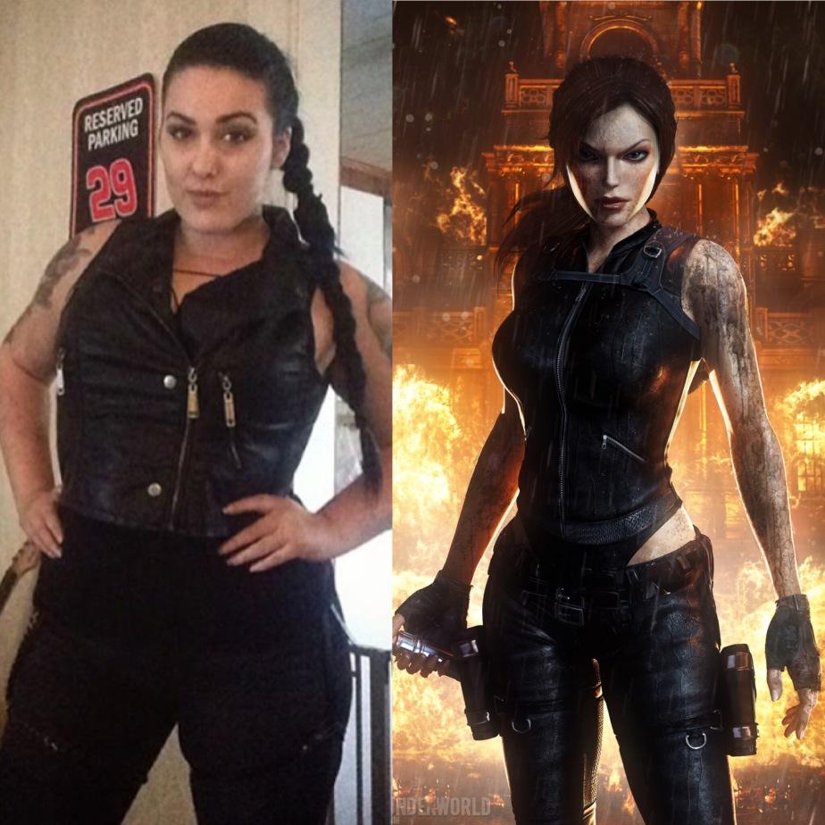 Cosplay: Laura Croft