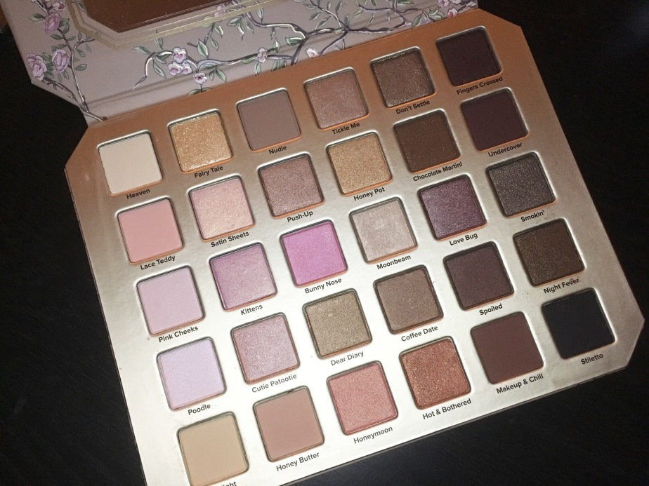 Natural Love Palette, Too Faced