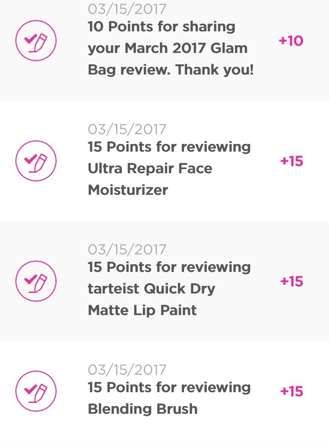 Ipsy Member Rewards