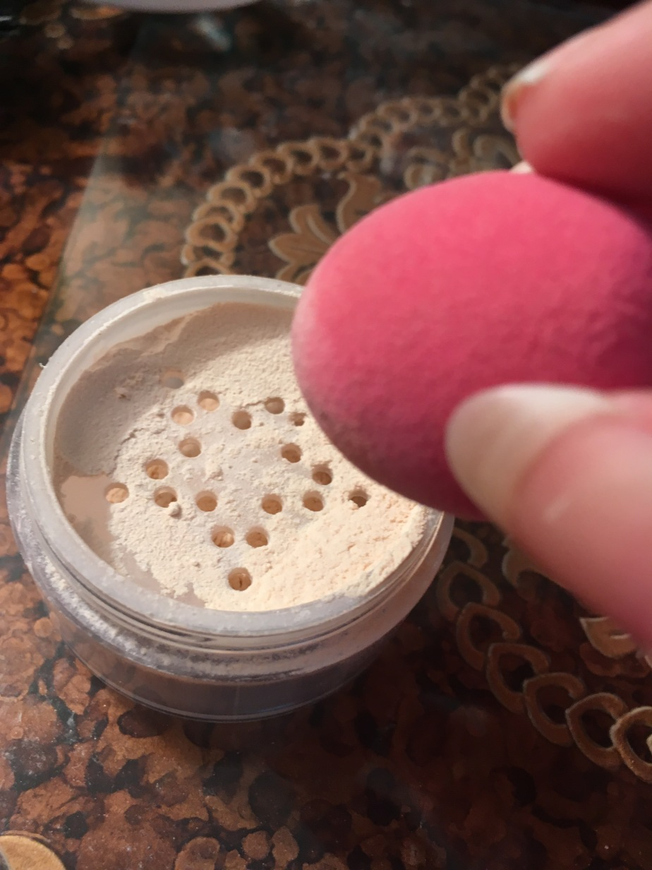 Baking 101: How to Cover DarkCircles