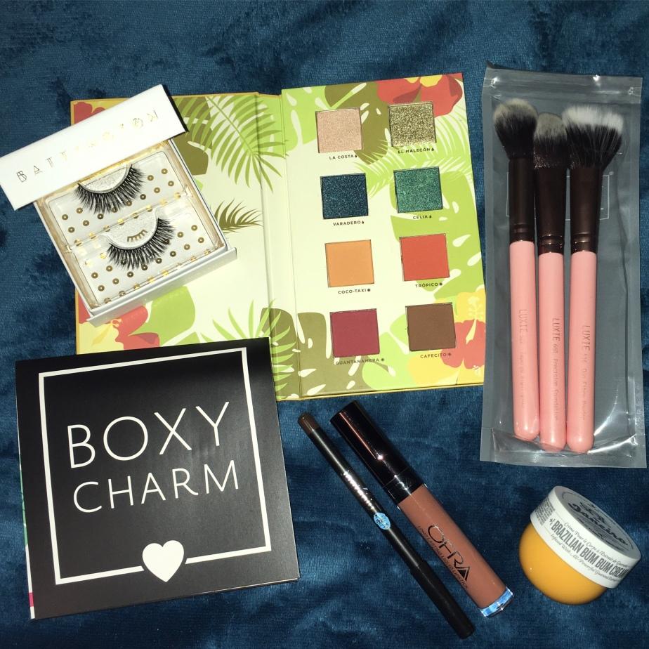 Boxy Charm June2018